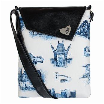 Dámská kabelka Dafné - černá - Nůžky