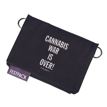 Festpack - Černý - Cannabis