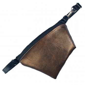 Ledvinka Metallic - Bronzová