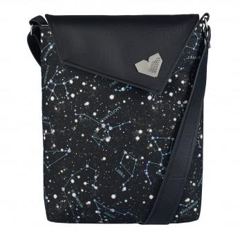 Dámská kabelka Dafné - Černá - Souhvězdí