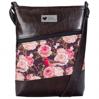 Dámská kabelka Harmonia - Roses