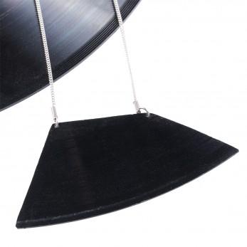 Vinylový náhrdelník - Střep