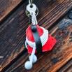 Klíčenka na sluchátka - Lovemusic Red