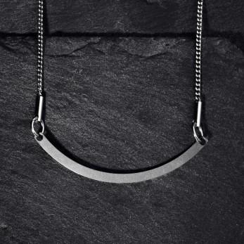 Ocelový náhrdelník - Geometry - Curve