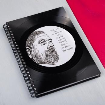 Diář z vinylových desek 2021 - Mít rád lidi