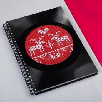 Diář z vinylových desek 2022 - Sobi