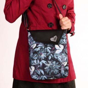 Dámská kabelka Malá Dafné - Mučenka