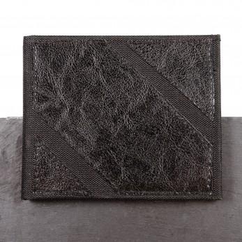 Peněženka černá lesklá