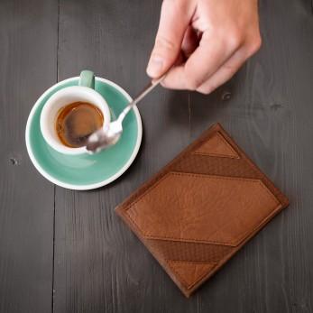 Pánská peněženka - hnědá