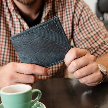 Pánská peněženka - šedá
