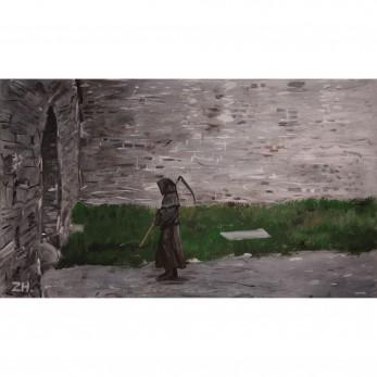 Obraz - Memento mori, Lukašenko