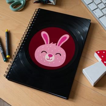 Zápisník z gramofonových desek 2021 - Zajíček