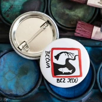 Odznak - Bečva bez jedů