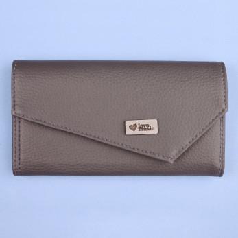 Dámská peněženka - světle šedá