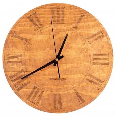 Dřevěné hodiny - Classic