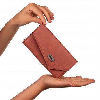 Dámská peněženka - starorůžová