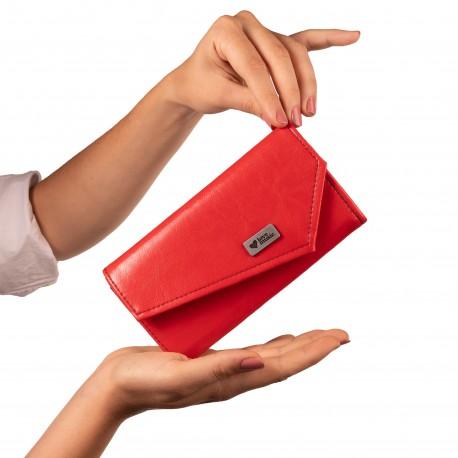 Dámská peněženka - červená