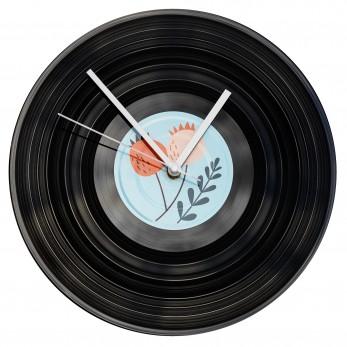 Gramofonové hodiny - Šípky