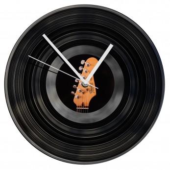 Gramofonové hodiny - Kytara