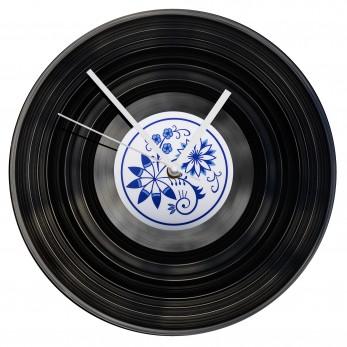 Gramofonové hodiny - Cibulák