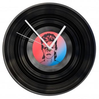 Gramofonové hodiny - David Bowie