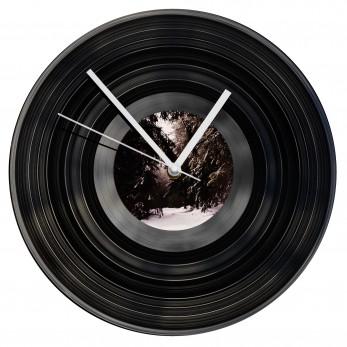 Gramofonové hodiny - Šumavská zima