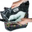 Dámská kabelka Elinor - černá - Bubliny černé