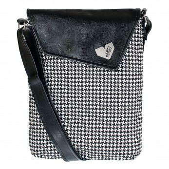 Dámská kabelka Dafné - Černá - Elegant