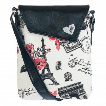 Dámská kabelka Dafné - Černá - Paris