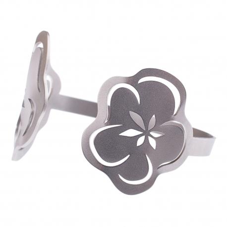 Dámský luxusní ocelový náramek - Complexity - Sakura