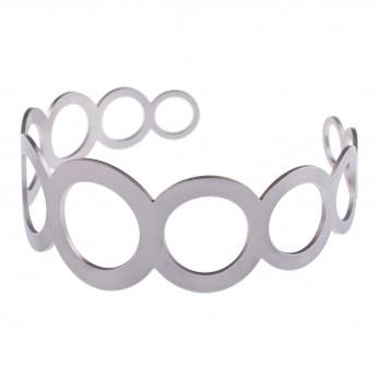 Dámský luxusní ocelový náramek - Complexity - Circles