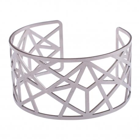 Dámský luxusní ocelový náramek - Complexity - Linear