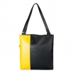 Dámská kabelka Diana - Černožlutá