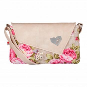 Dámská kabelka Rande Dafné  - Romantic Roses