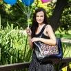 Dámská kabelka Amélie - černá - Černé Bubliny
