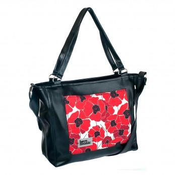 Dámská kabelka Amélie - černá - Vlčí Máky