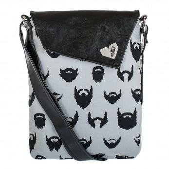 Dámská kabelka Dafné - černá - Movember