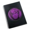 Zápisník z vinylových desek A5 - bez linek - Andy Warhol