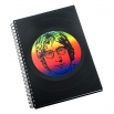 Zápisník z vinylových desek A5 - bez linek - John Lennon