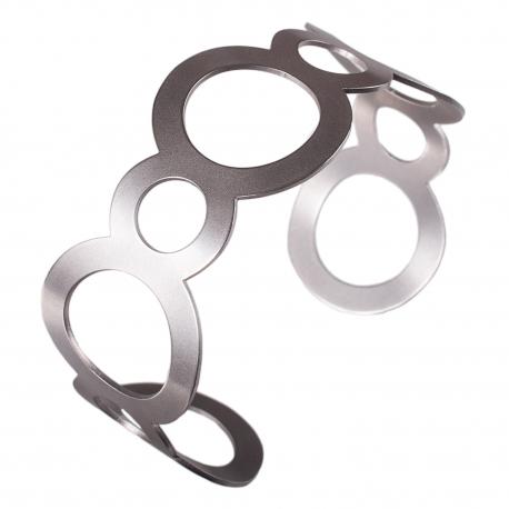 Dámský luxusní ocelový náramek - Fusion