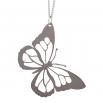 Dámský ocelový náhrdelník Witty - Motýl malý