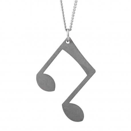 Dámský ocelový náhrdelník Witty - Nota