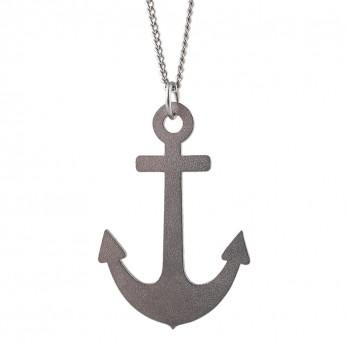 Dámský ocelový náhrdelník Witty - Kotva