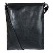 Dámská kabelka Dafné - Černá - Černé proužky