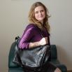 Dámská kabelka Amélie - Černá