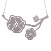 Luxusní sada ocelových šperků Complexity - Sakura