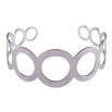 Luxusní sada ocelových šperků Complexity - Circles