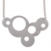 Luxusní sada ocelových šperků Complexity  - One Earstuds