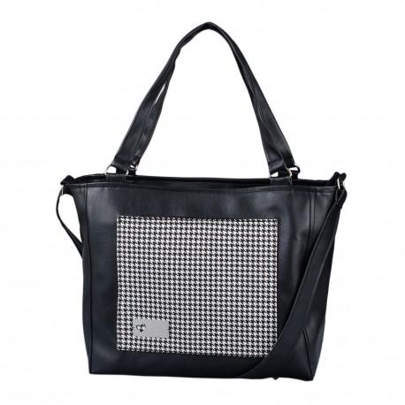 Dámská kabelka Amélie - Černá - Elegant