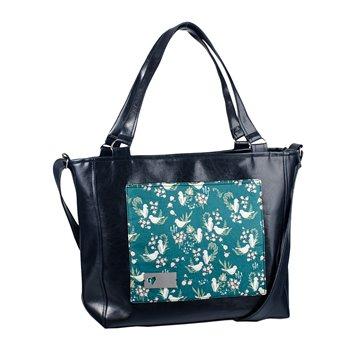 Dámská kabelka Amélie - černá – Zelení ptáčci
